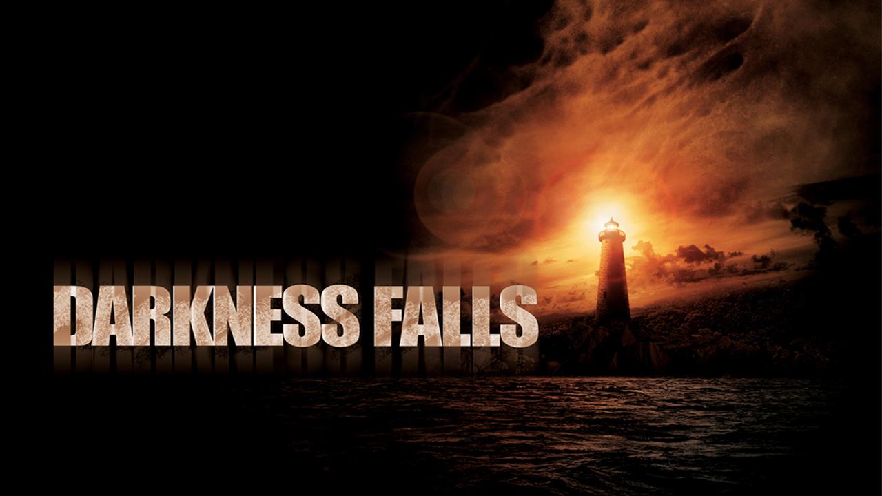 Película en la oscuridad darkness falls en